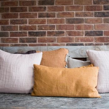 Beautiful Sunshine Rectangle Linen Cushion