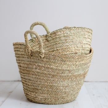 Musango Basket - palm leaf