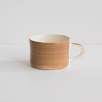 Musango Mug Plain Wash Latte