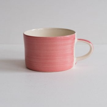 Musango Mug Plain Wash Rose