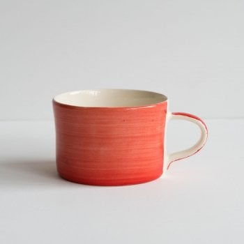Musango Red Wash Mug