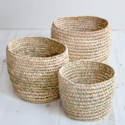 Musango storage baskets (Set of 3)